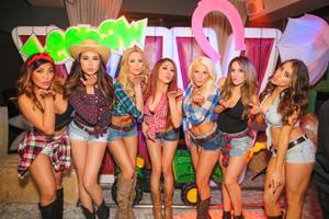 XIV Sessions Wild Wild West at Hyde Bellagio, March 6