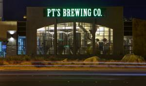 PT's Brewing Company took over the brewing space formerly occupied by Tenaya Creek.