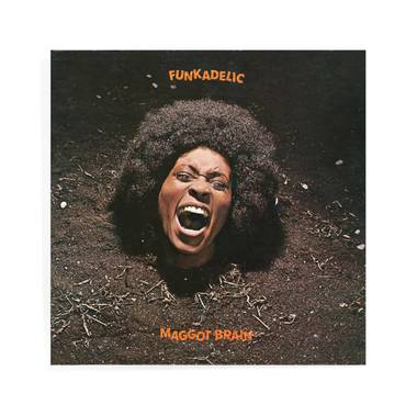 """When he went to the turntable and dropped the needle on ""Maggot Brain"" all by himself, I knew my work was done."""