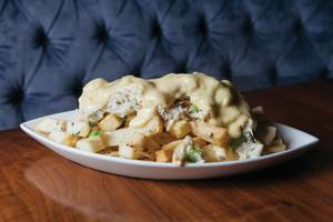 "The Barrymore's ""Oscar-style"" poutine."