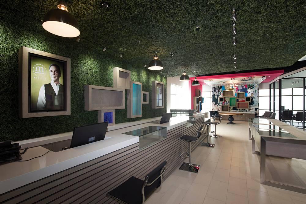 A Local Design Firm Crafts Inviting Las Vegas Marijuana