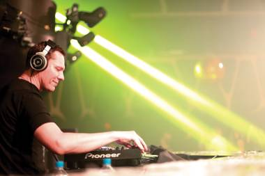 Tiësto is just one of the stars of Hakkasan's third anniversary weekend celebration.