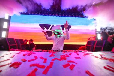 See Marshmello drop the sticky-sweet jams on April 4 at XS.
