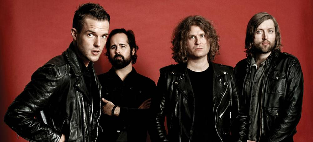 The Killers release charity Christmas album 'Don't Waste Your ...