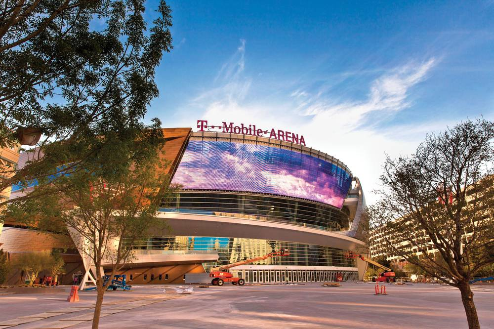 T-Mobile Arena ushers in the next phase for the Las Vegas Strip