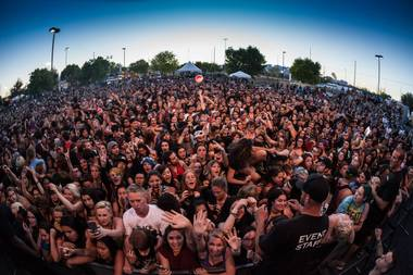 The annual all-day sports and music festival has evolved into Vegas' biggest and best teen-friendly event since it debuted 15 years ago.