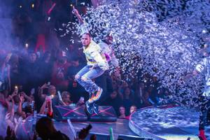 Chris Brown at Drai's, March 26