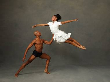 Defying gravity: Alvin Ailey will aim to amaze at Smith Center.