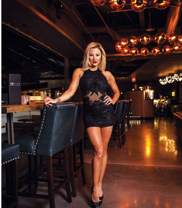 Hyde Lounge At T-Mobile Arena Puts A Hip New Spin On Vegas