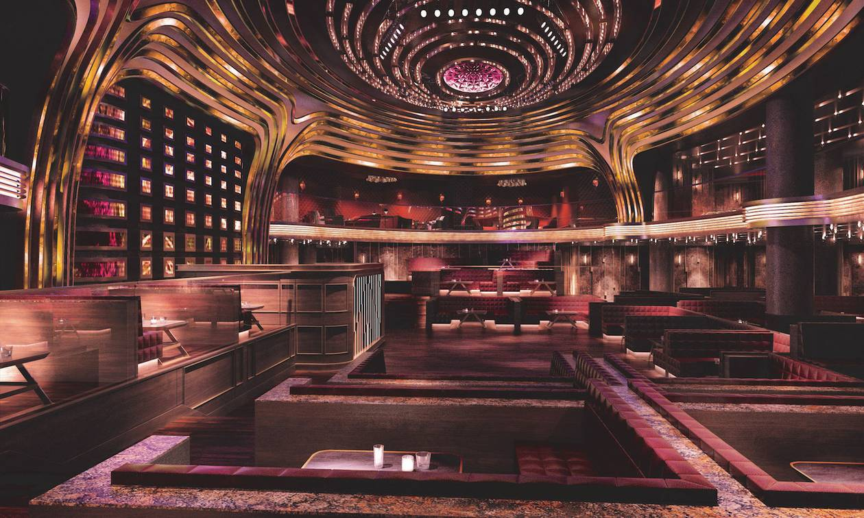 I visited Jewel at Aria on Tuesday, which was just a hard-hat tour amid a skyscape of LED lights, but it does represent a club experience. ...