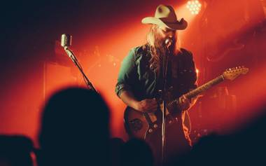 Chris Stapleton plays the Joint April 15.