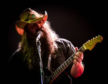 Chris Stapleton plays the Joint.