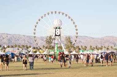 From cameo performances to the festival grounds, there are a lot of reasons for Las Vegans to make the trip to Coachella.