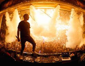 Diplo, shown here at XS, plays Surrender this weekend.