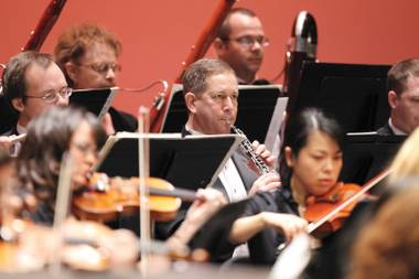 The Las Vegas Philharmonic's concerts will soon be broadcasted on KCNV.