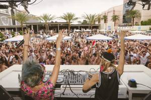 Endless Sundays with Nervo at Wet Republic, April 24