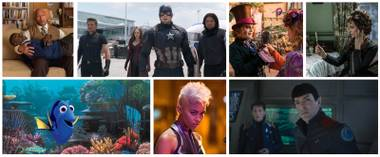 This season's cinematic buffet: Avengers, sorority girls, Ninja Turtles, Angry Birds and the Ben-Hur remake you didn't know you needed.