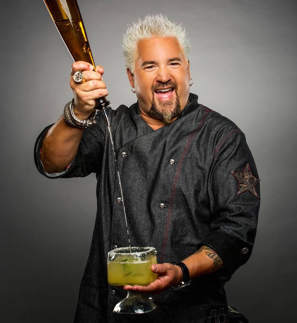Guy Loves Vegas How Food Network Star Guy Fieri Is