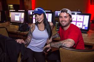 Rock Shot Bingo at Red Rock Casino Resort and Spa