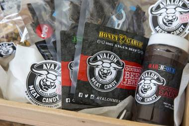 Avalon's jerky is prepared and cooked on-site, and using great ingredients is paramount to the quality.