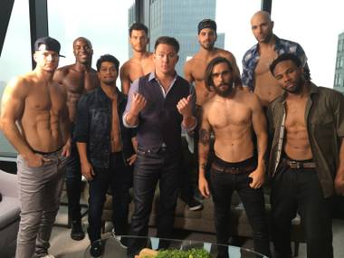 Channing Tatum's Magic Mike Live is slated to open at Hard Rock Hotel in 2017.