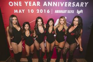 Wild at Heart First Anniversary with FAED and O.T. Genasis at Omnia, May 10