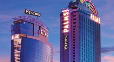 Station Casinos purchased the Palms for $312.5 million.