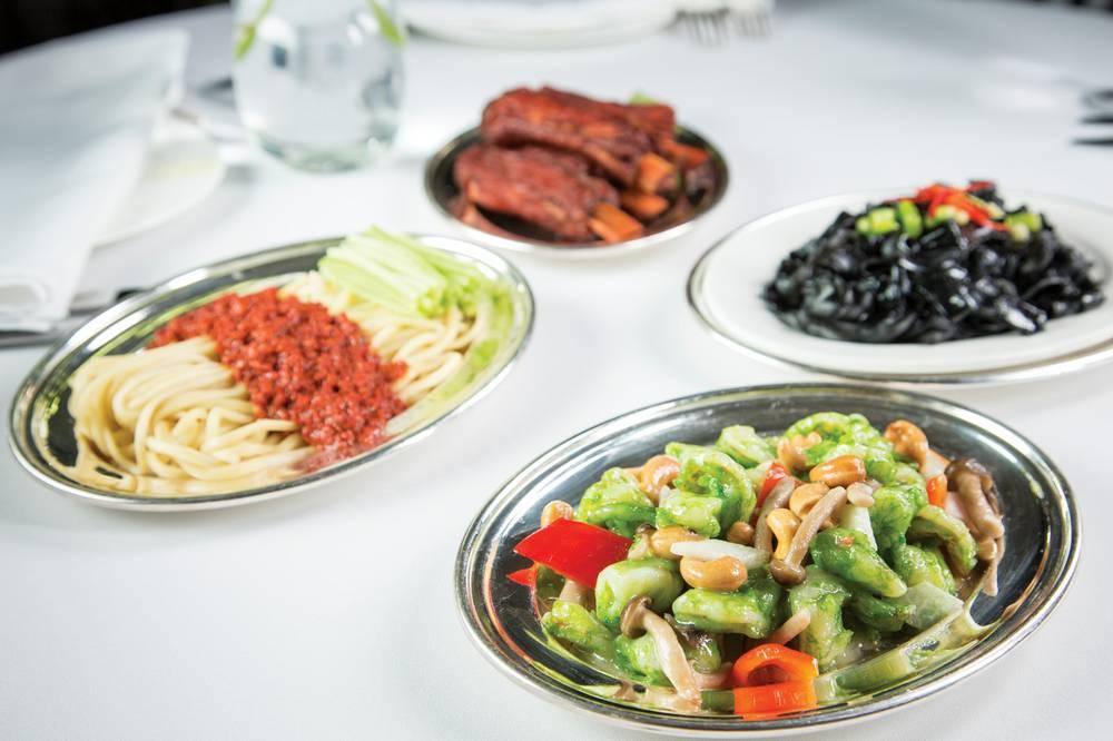 Mr Chow Restaurant Week