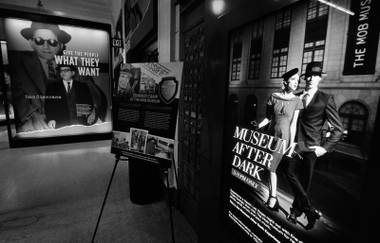 The Mob Museum has events tailored to specific audiences, such as kids and jazz fans.