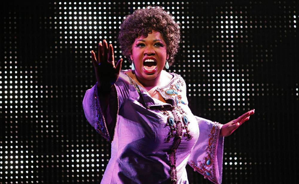The problem with dating dreamgirls broadway