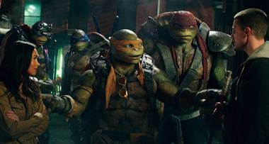 It's the latest step in the TMNT's long evolution into meaningless corporate properties.