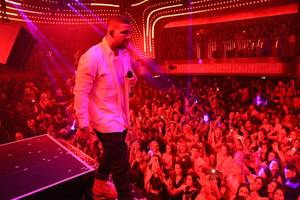 Drake at Jewel's Opening Weekend, May 20