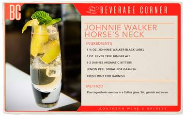The Horse's Neck is a long-revered classic cocktail that boasts as many recipe variations as it does accolades — making it an ideal drink for a Father's Day celebration.
