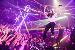 Steve Aoki at Hakkasan, June 12