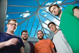 We Were Promised Jetpacks play Bunkhouse Thursday night.
