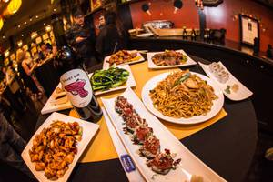 Signature dishes at Dragon Noodle Co.