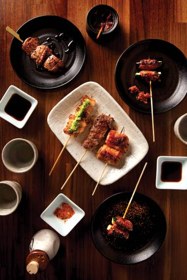 Trust us: Get the negi sauce.