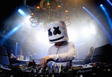 Marshmello plays Surrender July 2.