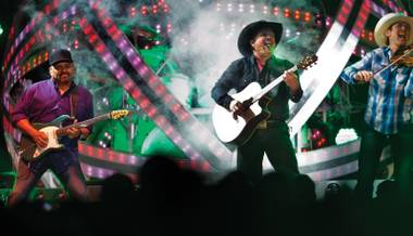 What would it take for Garth Brooks to return to a Las Vegas Strip residency?