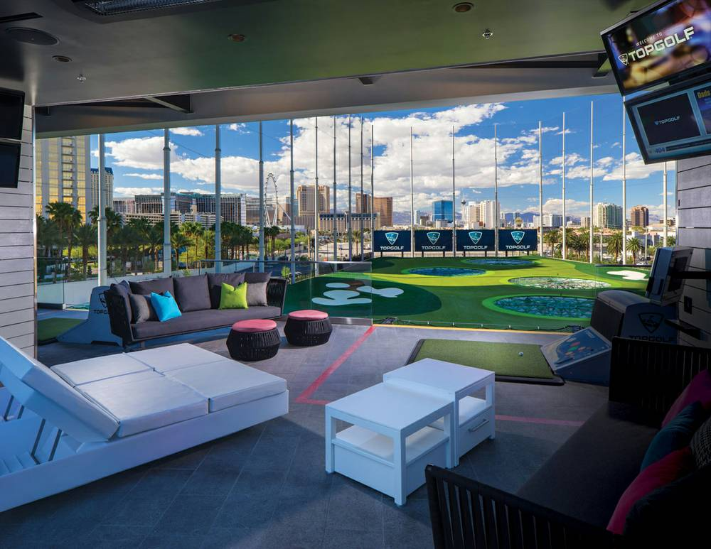 Best New Bachelor Party Topgolf Las Vegas Weekly
