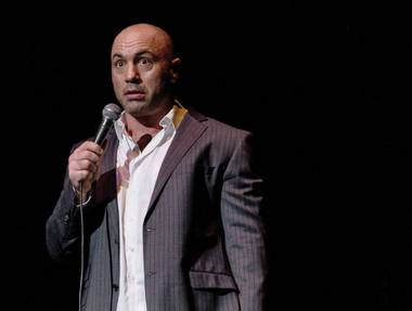 Comedians like Joe Rogan have visited the Dirty at 12:30 at South Point.