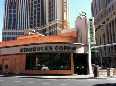 Quick, name your favorite Strip Starbucks.