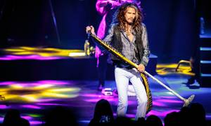 Steven Tyler Solo Tour: 'Out On A Limb'