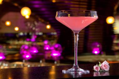 STK's Orlando Pride cocktail benefits victims of the recent tragedy in Orlando and their families.