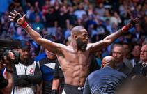 Jon Jones at UFC 197.