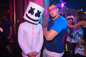 Marshmello at XS Nightswim, July 10
