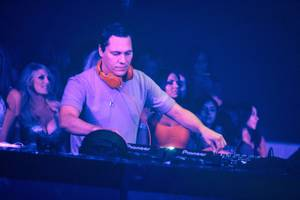 The one and only Tiësto launches the new weekly party at Jewel on July 18.