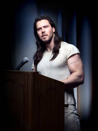 Andrew W.K. brings his Power of Partying speaking tour to the Bunkhouse this October.