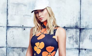 Iggy Azalea plays Jewel July 23.