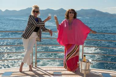 This movie may test the patience of even the most ardent Ab Fab fans.